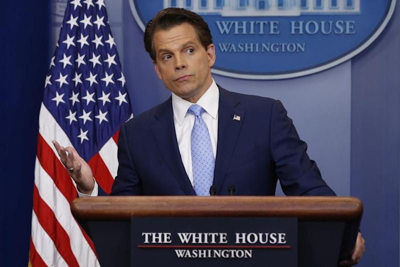New White House Communications Director Anthony Scaramucci