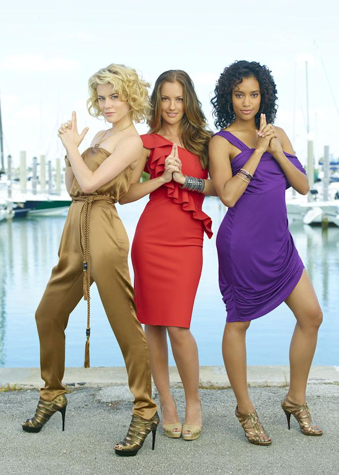 <strong>Charlie's Angels</strong> (ABC) – Canceled/Ending