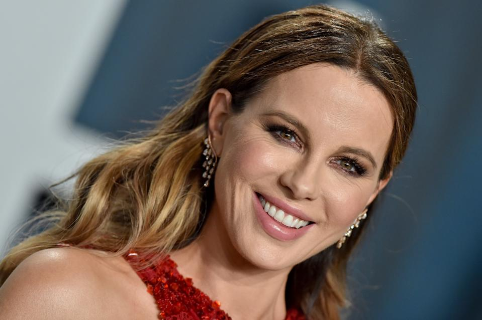 BEVERLY HILLS, CALIFORNIA - FEBRUARY 09: Kate Beckinsale attends the 2020 Vanity Fair Oscar Party hosted by Radhika Jones at Wallis Annenberg Center for the Performing Arts on February 09, 2020 in Beverly Hills, California. (Photo by Axelle/Bauer-Griffin/FilmMagic)