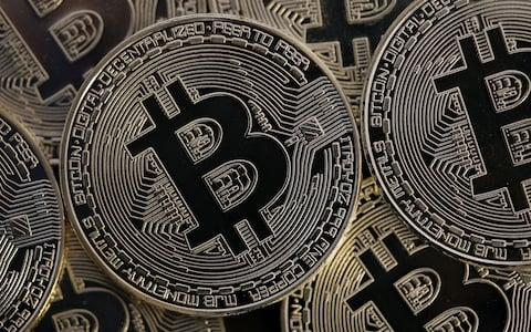 bitcoin - Credit: Getty Images Europe