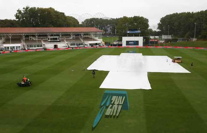 Rain washes out final day of S. Africa-New Zealand Test