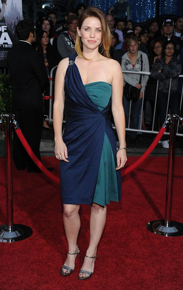 """<a href=""""http://movies.yahoo.com/movie/contributor/1804894589"""">Kelli Garner</a> at the Los Angeles premiere of <a href=""""http://movies.yahoo.com/movie/1810041991/info"""">Prince of Persia: The Sands of Time</a> - 05/17/2010"""