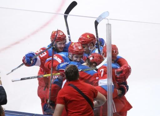 Russia down Finland to reach World Cup of Hockey semis