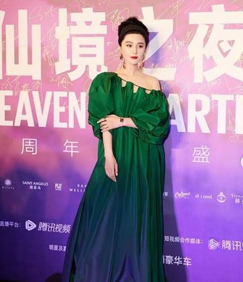 Fan Bingbing has been testing the waters for a comeback