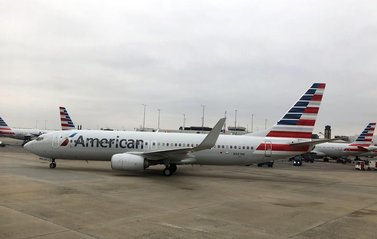 American Airlines begins offering non-binary gender options during booking process