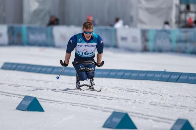 Winter Paralympics: Meenagh on cloud nine after maiden Games draws to an end
