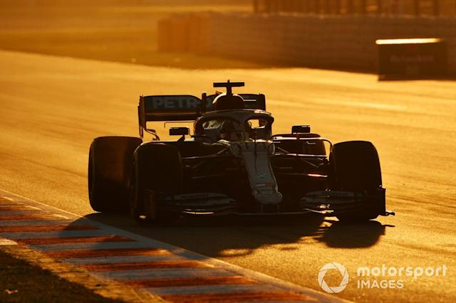"Lewis Hamilton, Mercedes F1 W11 EQ Power+ <span class=""copyright"">Mark Sutton / Motorsport Images</span>"
