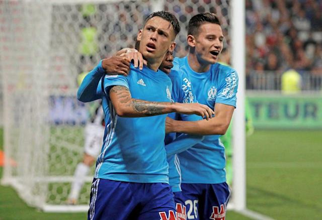 "Ocampos is ""on fire""…"
