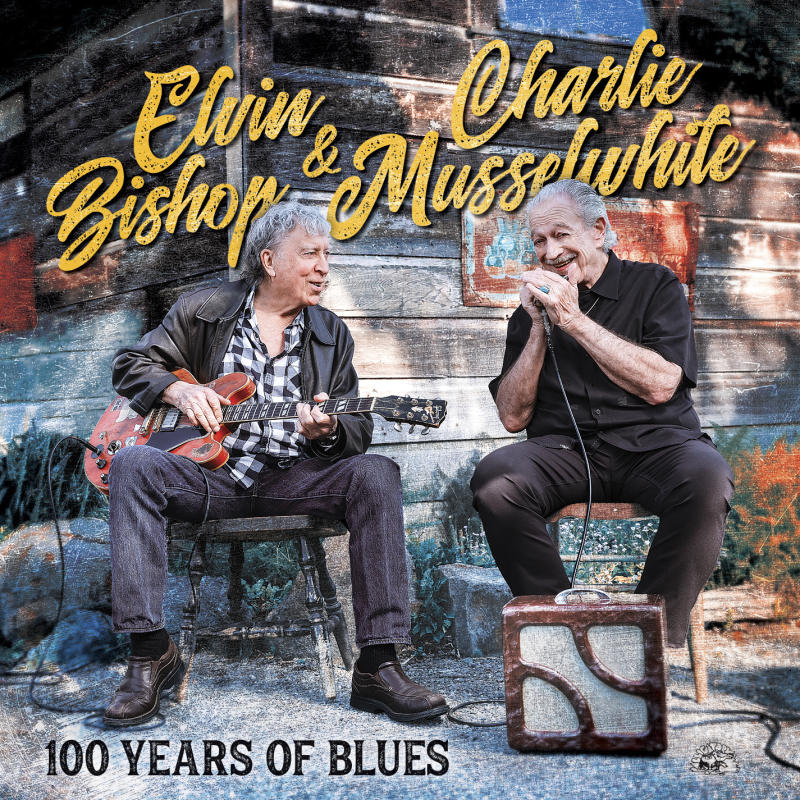 Music Review - Elvin Bishop and Charlie Musselwhite