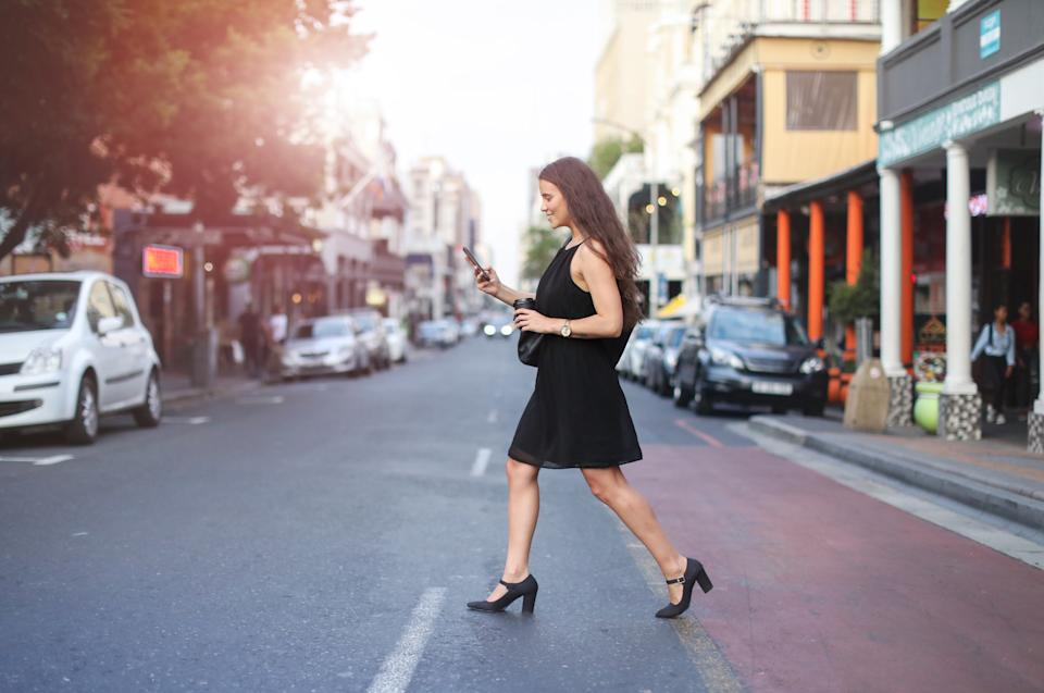 According to NRMA, 'smombies' - pedestrians were distracted by smartphones or headphones while crossing roads - were a growing problem on Australian roads.