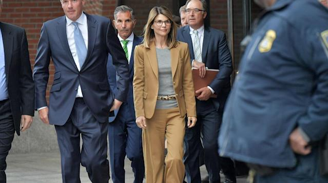 Lori Loughlin, Parents Indicted and Face New Charge in College Admissions Scheme