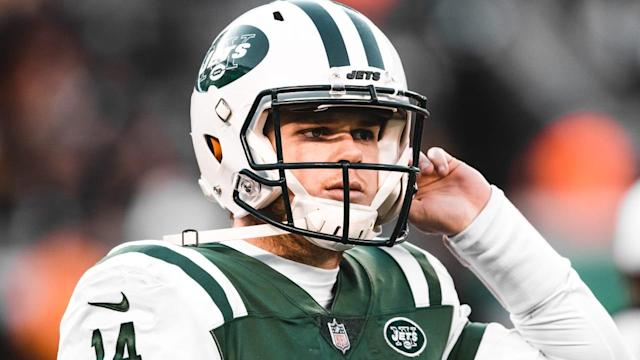 Jets QB Sam Darnold: 'Rookie Wall Is Real'