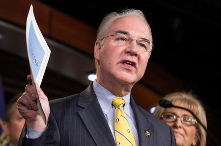 Rep. Tom Price named HHS secretary by Trump transition team