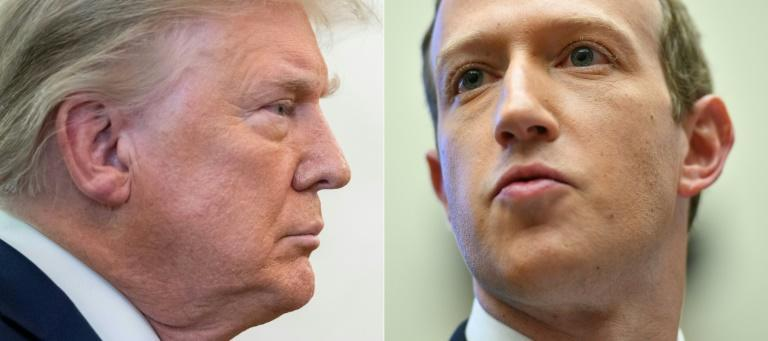 Facebook chief Mark Zuckerberg has long maintained private companies should not be the arbiters of truth