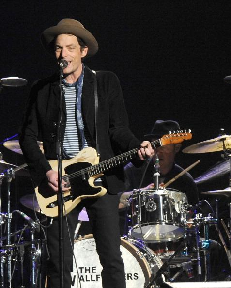 Jakob Dylan of The Wallflowers performs on the last night of the SXSW music festival at The Frank Erwin Center on March 17, 2013 in Austin, Texas.