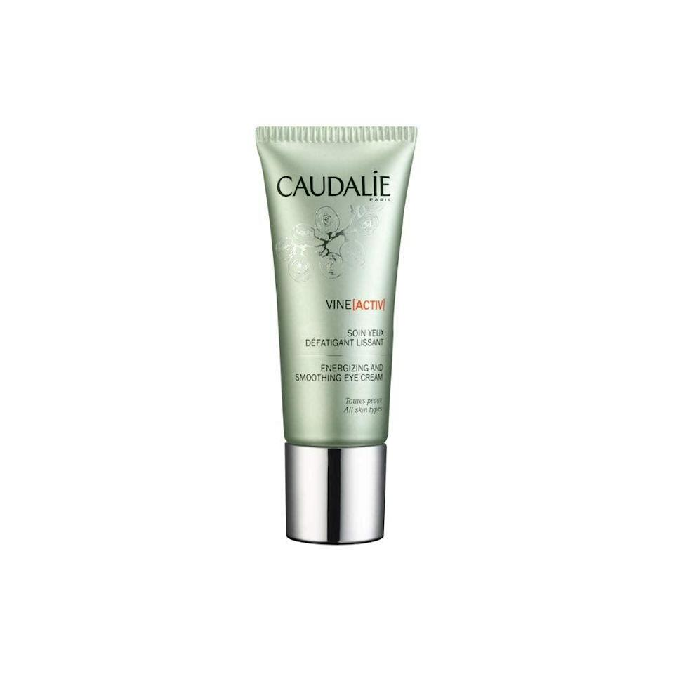 "<h3>Caudalie VineActiv Vitamin C Energizing Eye Cream</h3>Gentle enough for even the most finicky skin, this lightweight smoothing cream leaves the eye area looking all-around refreshed when used morning and night. Bonus: It's completely fragrance-free.<br><br><strong>Caudalie</strong> VineActiv Vitamin C Energizing Eye Cream, $, available at <a href=""https://go.skimresources.com/?id=30283X879131&url=https%3A%2F%2Fwww.sephora.com%2Fproduct%2Fvine-activ-energizing-smoothing-eye-cream-P417120"" rel=""nofollow noopener"" target=""_blank"" data-ylk=""slk:Sephora"" class=""link rapid-noclick-resp"">Sephora</a>"