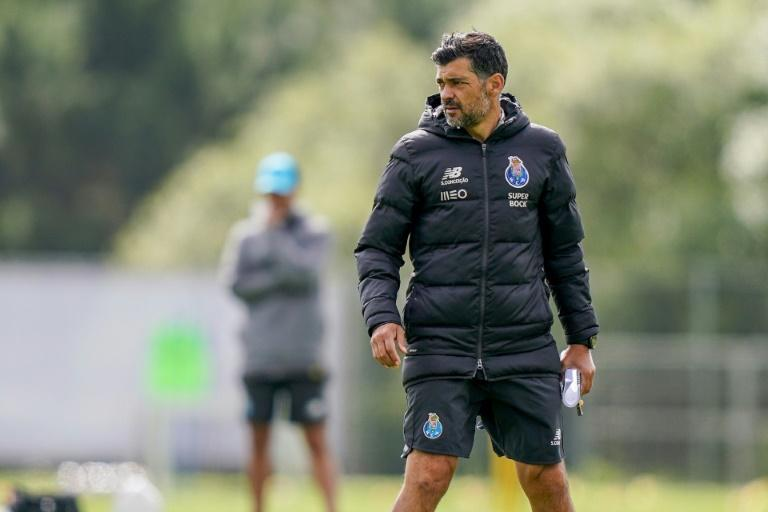 Sergio Conceicao's Porto are a point clear in Portugal with 10 games left to play