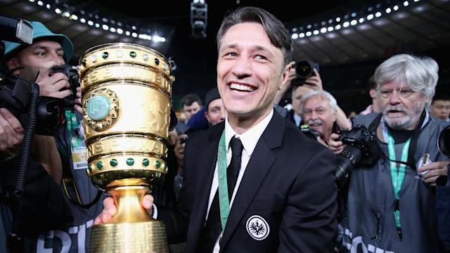 Bayern Munich were denied a late penalty against Eintracht Frankfurt, and Niko Kovac admitted the winners were fortunate.