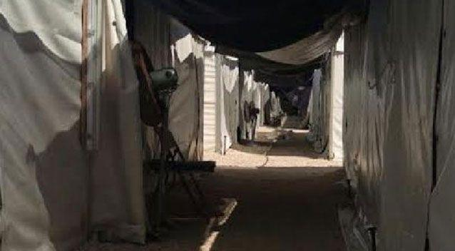 About a third of the 1200 people detained on Nauru remain in tents.