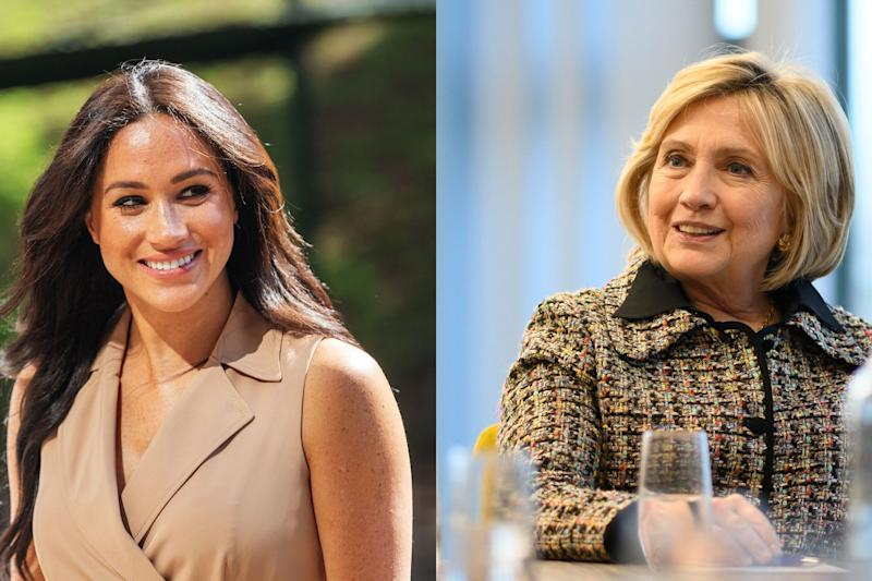 Meghan Markle and Hillary Clinton Had a Secret Meeting at Frogmore Cottage
