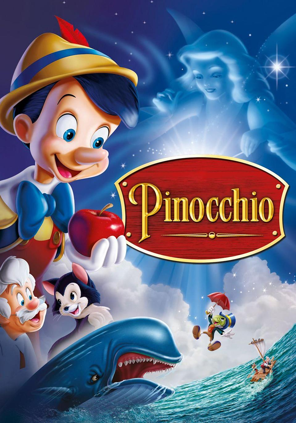 """<p>Pinocchio will also be getting the live-action remake treatment. <em>Paddington </em>director Paul King will be directing the film, while <em>Rogue One</em> screenwriter Chirs Weitz will be producing. Tom Hanks, who also voices Woody in <em>Toy Story</em>, is in talks to play Geppetto, according to <em><a href=""""http://collider.com/tom-hanks-pinocchio-geppetto/"""" rel=""""nofollow noopener"""" target=""""_blank"""" data-ylk=""""slk:Collider"""" class=""""link rapid-noclick-resp"""">Collider</a></em>. If this story is true, then it's safe to say that the movie will get you right in the feels just like the original. </p><p><a href=""""https://deadline.com/2020/01/pinocchio-robert-zemeckis-to-direct-1202840440/"""" rel=""""nofollow noopener"""" target=""""_blank"""" data-ylk=""""slk:Deadline says"""" class=""""link rapid-noclick-resp""""><em>Deadline</em> says</a> that there's no release date yet, but that """"Disney has several dates reserved for untitled live-action features."""" Each of these dates span 2021-2013.</p><p><a class=""""link rapid-noclick-resp"""" href=""""https://www.amazon.com/dp/B01MXL054Q?tag=syn-yahoo-20&ascsubtag=%5Bartid%7C10065.g.2936%5Bsrc%7Cyahoo-us"""" rel=""""nofollow noopener"""" target=""""_blank"""" data-ylk=""""slk:Watch the Original"""">Watch the Original</a></p>"""