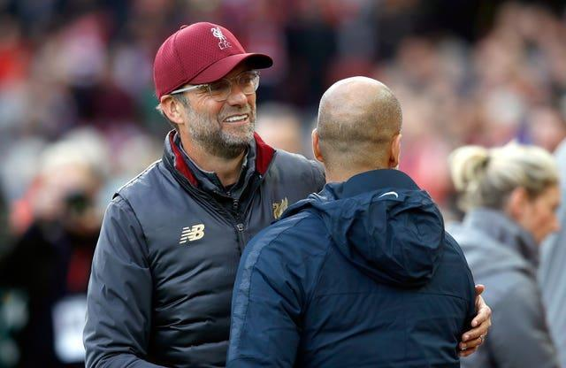 Guardiola intends to speak to Klopp about the German's remarks