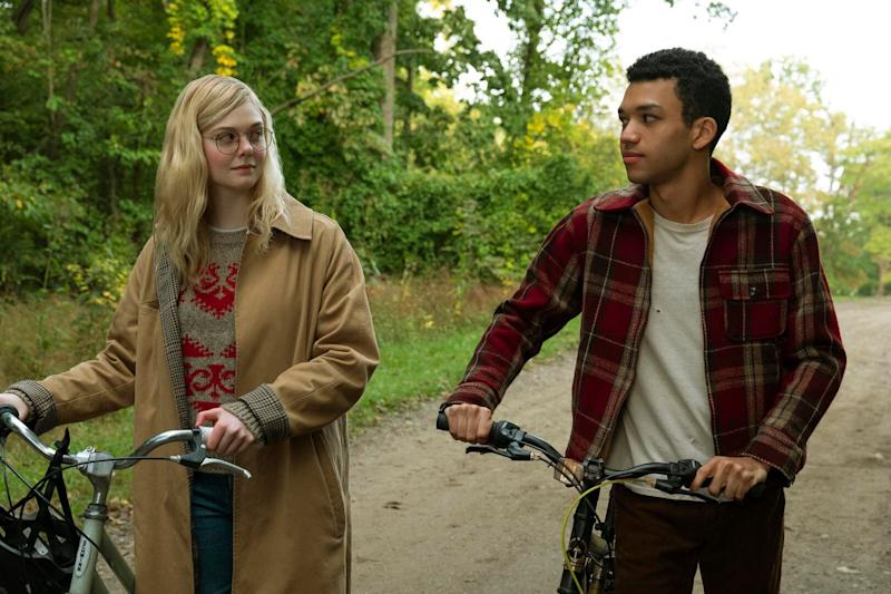 """""""All the Bright Places"""" (Photo: Michele K. Short / Netflix)"""