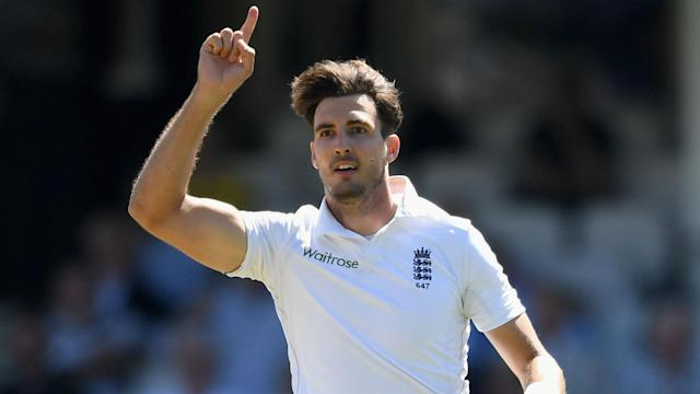 Having fallen down the England Test pecking order, Steven Finn says he is not thinking about the Ashes series later this year.