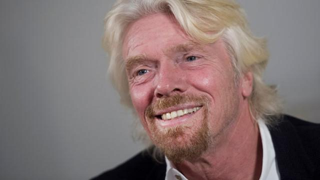 Richard Branson: I Educated Myself in the Real World