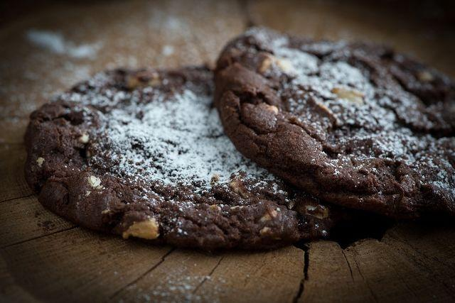 Christmas Special: Sinful Chocolate Brookies