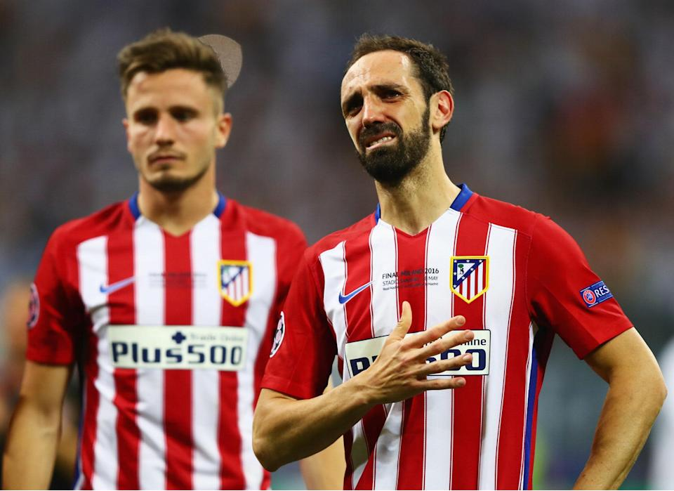 Atletico have suffered in this competition: Getty