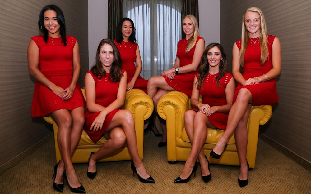 Fed Cup - Credit: getty images