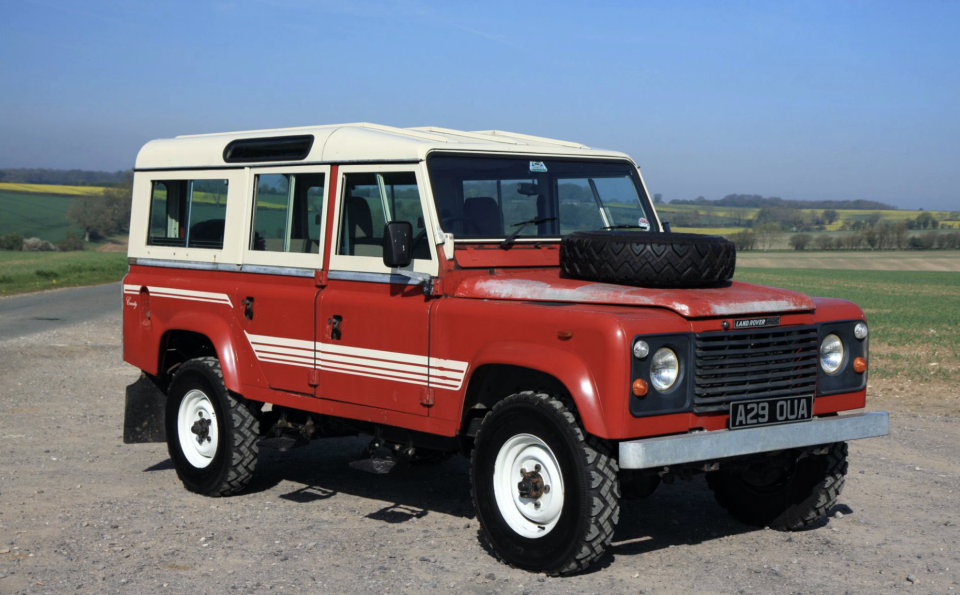 1983 Land Rover Defender. Collectingcars.com