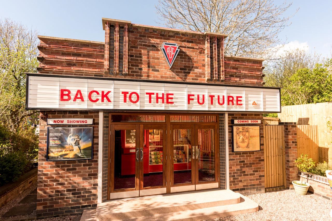 <p>The ABC Cinema owned by Anderson Jones from Stoke on Trent, which has been shortlisted in the #NotAShed category. </p>