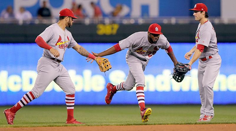 Don't Look Now But The Rally Cat Cardinals Are Back In The Race