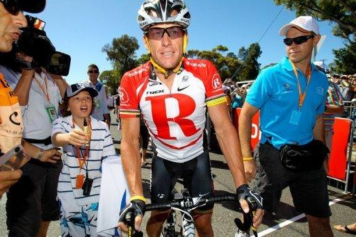 Lance Armstrong hopes to prevent USADA from pressing on with doping charges against him