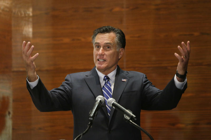 Romneys paid $1.94 million federal taxes for 2011