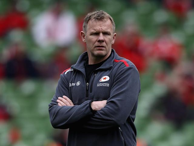 Mark McCall has seen his side reach a third European final in four years: Getty