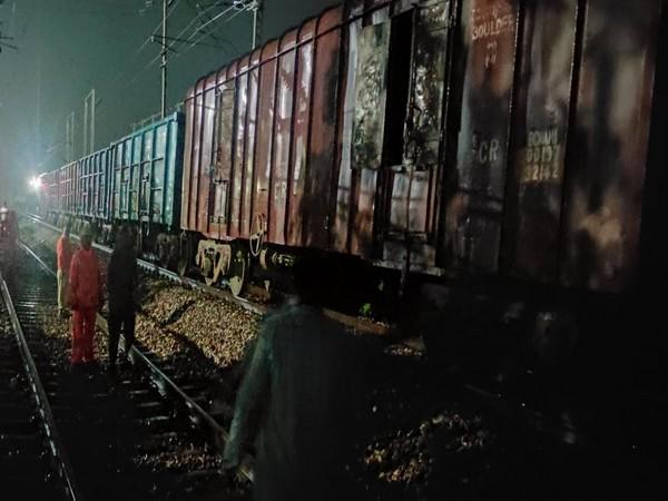 15 trains were affected due to disruptions in Delhi-Agra railway track. (Photos/ANI)
