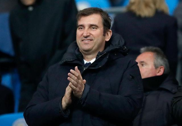 Ferran Soriano is the chief executive of the City Football Group which includes Manchester City but also Spanish side Girona and Belgian club Lommel