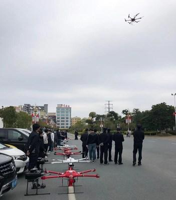 MMC drone standby for missions
