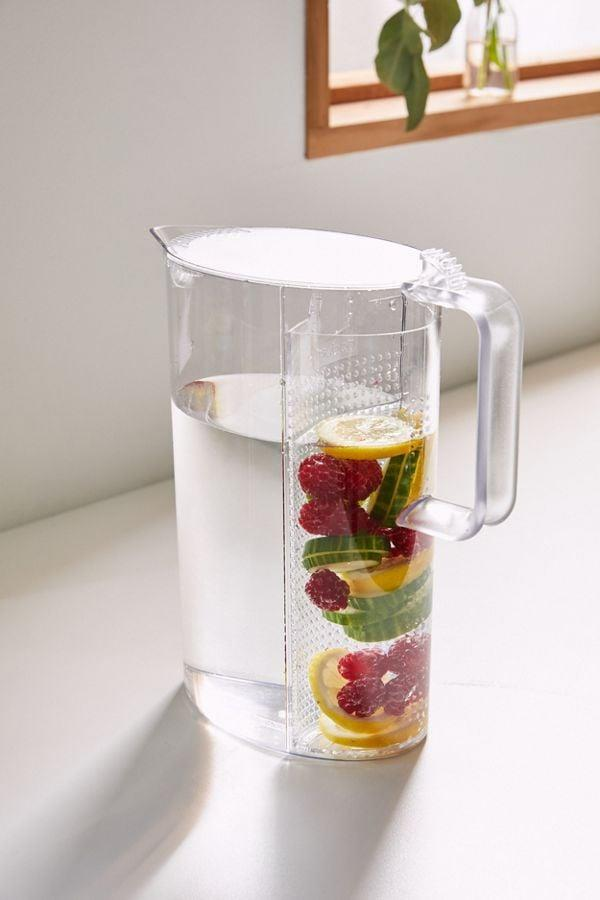 "<p>Create your own flavored water with this <a href=""https://www.popsugar.com/buy/BODUM-Ceylon-Infusion-Jug-473802?p_name=BODUM%20Ceylon%20Infusion%20Jug&retailer=urbanoutfitters.com&pid=473802&price=16&evar1=yum%3Aus&evar9=45643003&evar98=https%3A%2F%2Fwww.popsugar.com%2Ffood%2Fphoto-gallery%2F45643003%2Fimage%2F46642963%2FBODUM-Ceylon-Infusion-Jug&list1=gadgets%2Ckitchen%20accessories%2Chome%20shopping&prop13=api&pdata=1"" rel=""nofollow"" data-shoppable-link=""1"" target=""_blank"" class=""ga-track"" data-ga-category=""Related"" data-ga-label=""https://www.urbanoutfitters.com/shop/bodum-ceylon-infusion-jug?category=small-appliances&amp;color=100&amp;type=REGULAR"" data-ga-action=""In-Line Links"">BODUM Ceylon Infusion Jug</a> ($16, originally $20)</p>"