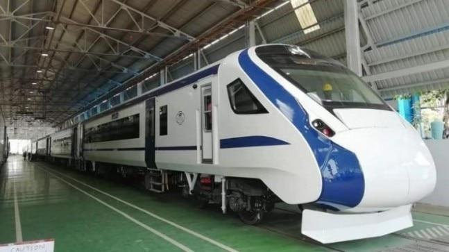 On Twitter, Union Railway Minister Piyush Goyal shared a video of the Vande Bharat Express leaving New Delhi Railway Station. He informed that the tickets of the train have been sold out for the next two weeks.