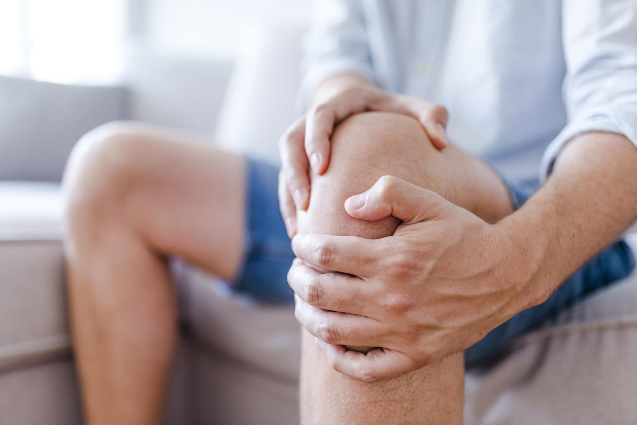 Having chronic pain doesn't mean you have to suck it up. (Photo: Getty)