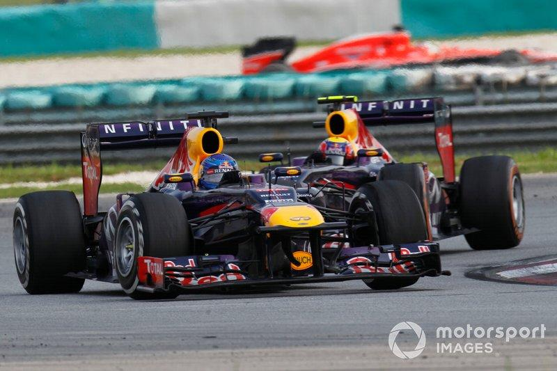 "Red Bull RB9 - 13 victorias<span class=""copyright"">Alastair Staley / Motorsport Images</span>"