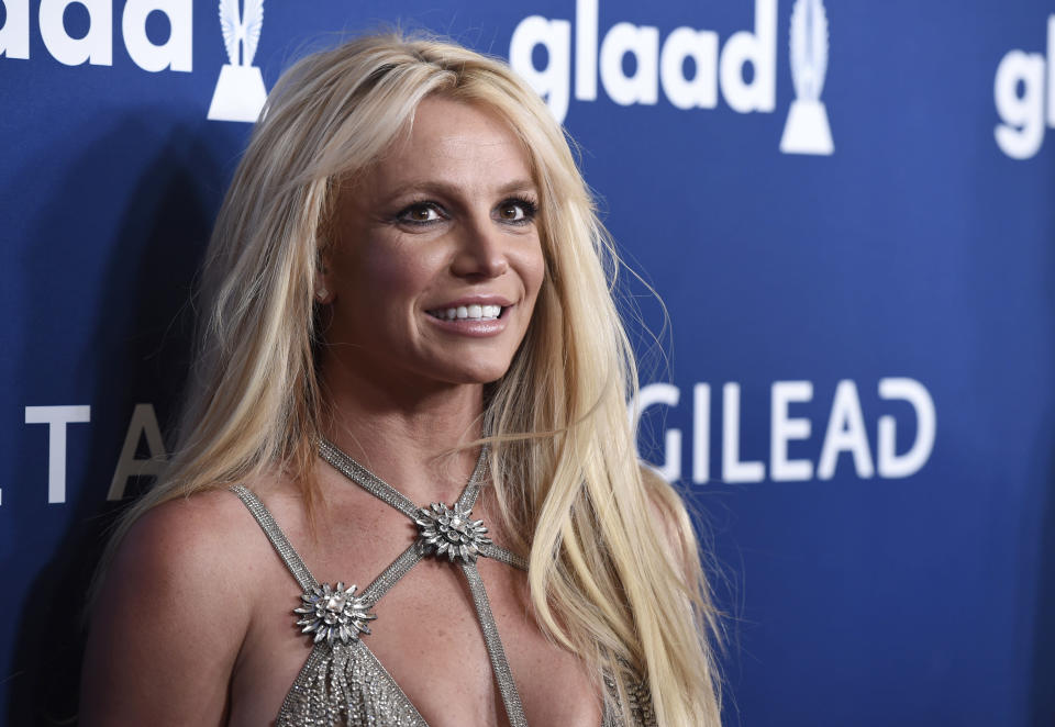 Britney Spears - Credit: Chris Pizzello/Invision/AP