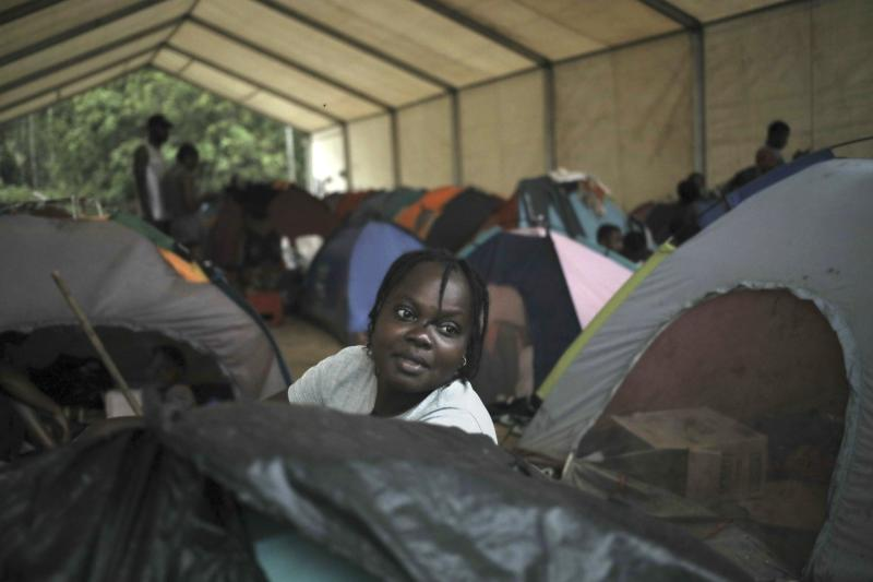 'Dramatic Rise' in African Migrants Arriving at U.S. Border