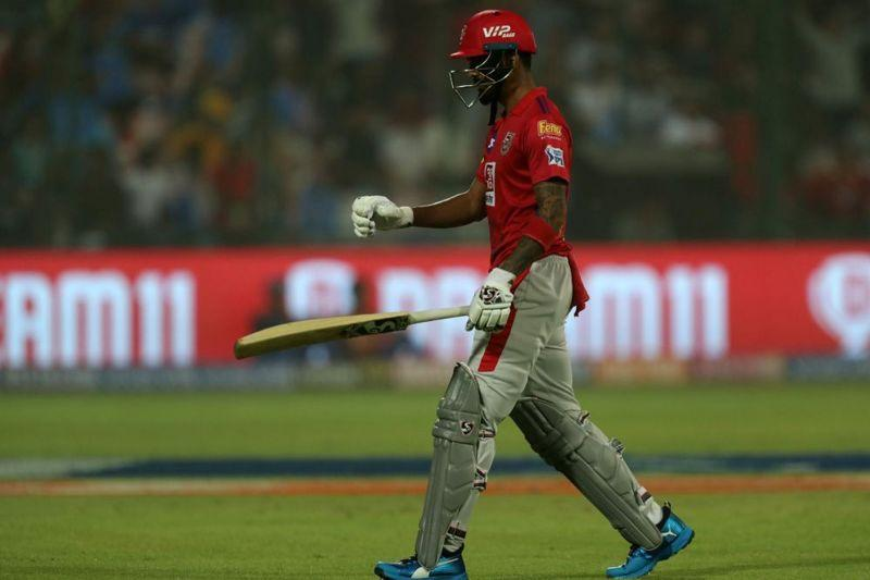 Rahul will be looking to make amends for missing out in the previous game (Image: IPLT20/BCCI)