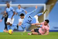 Premier League - Manchester City v Sheffield United
