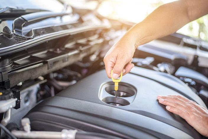 """<p>You'll want to keep your antifreeze/coolant mix at the appropriate levels to prevent the engine from freezing and reduce corrosion. """"A 50/50 mix will keep fluids from freezing at temperatures as low as -34 degrees,"""" says Sargent. The next time you change your oil, consider using a lighter grade in the winter months if you live in a cold climate. Cold temperatures make motor oil thicker and creates unwanted friction in the engine. Finally, keep your gas tank at least half full in the winter. """"This will decrease the chances of moisture from condensation freezing and blocking the flow of gas in the fuel lines,"""" he says.</p>"""